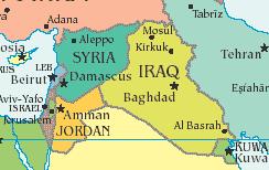 syria irak iran