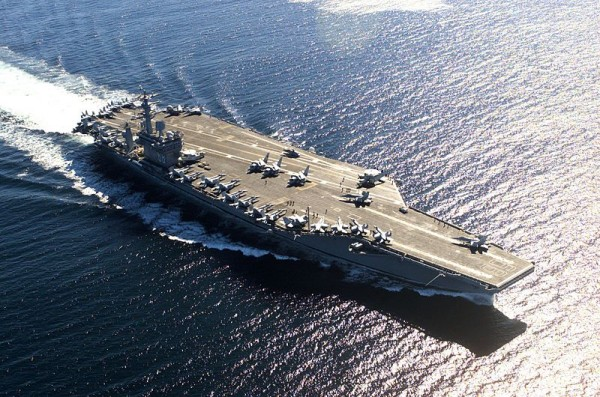 WikiCommons USS_Nimitz