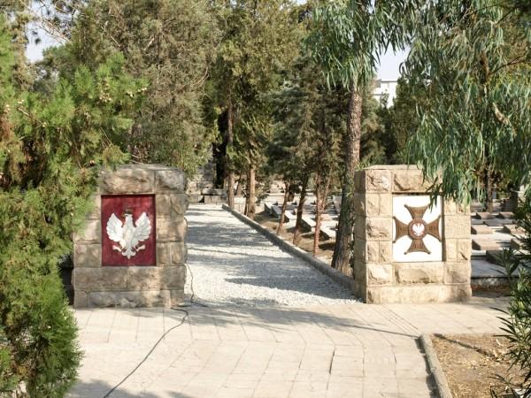 Polski cmentarz w Teheranie