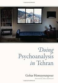 doing phychoanalisys in teheran