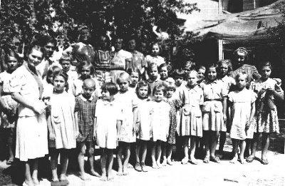 Polskie dzieci w Iranie 1942