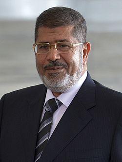 Mohamed Mursi,WikiCommons, Agência Brasil, Wilson Dias