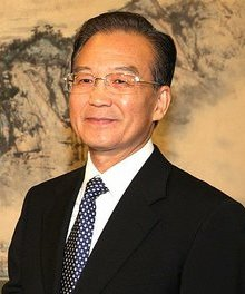 Wen Jiabao, Fot. Presidential Press and Information Office