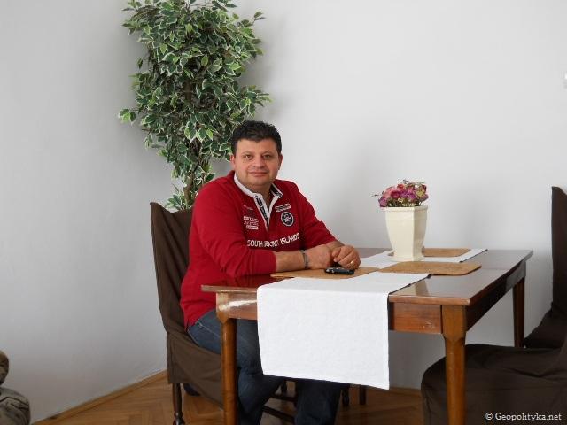 Samuel Moussa, fot. Geopolityka.pl