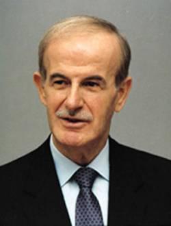 Hafiz Al-Asad (fot. domena publiczna)