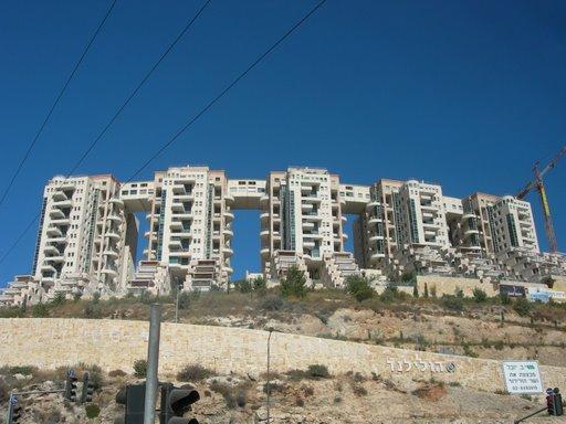 izraelskie osiedle