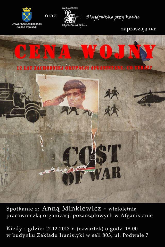 cena wojny