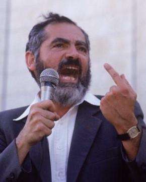Meir Kahane, źródło: www.warincontext.org