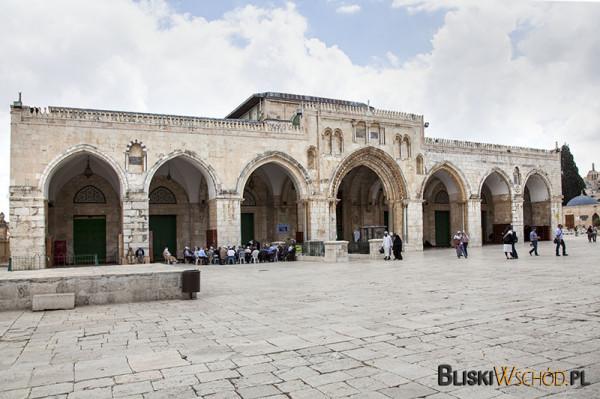 Meczet al-Aksa (fot. Dominika Zarzycka)