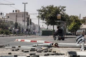 palestyna shufat zamieszki