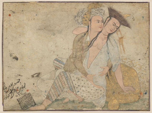 Erotic_Scene_Persian_Safavid