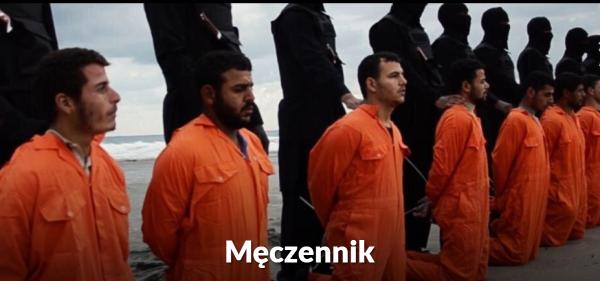 mord chrzescijan panstwo islamskie