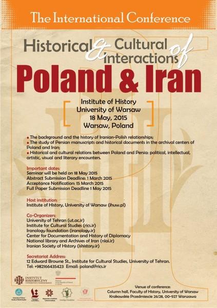 relacje polska irac