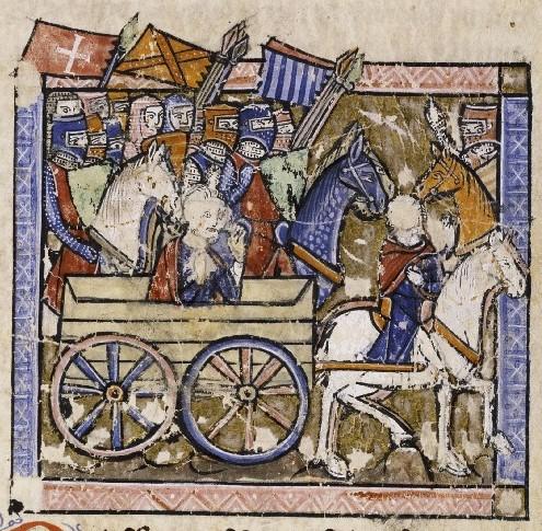 Joscelin I de Courtenay, hrabia Edessy w latach 1118–1131