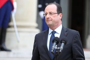 Prezydent Francji, François Hollande. Fot: Wikimedia.